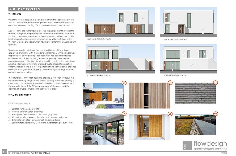 Flow Design Architectural Services Planning Process