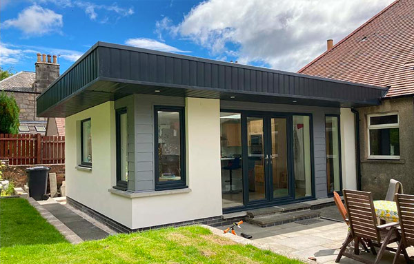 Dunfermline Single Storey Extension