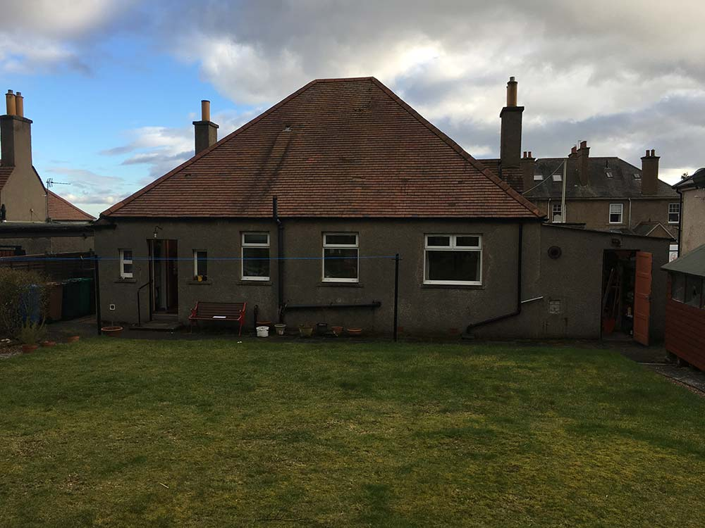 Dunfermline Single Story Extension 2