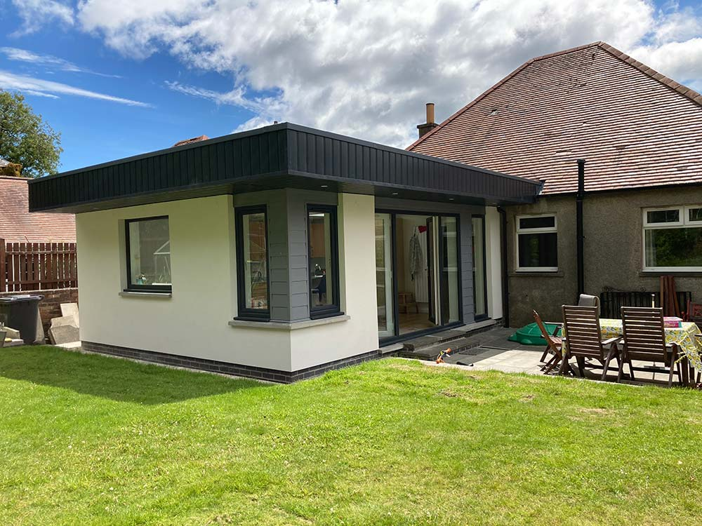 Dunfermline Single Story Extension 5