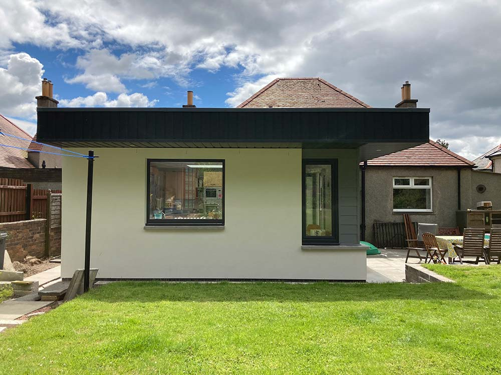 Dunfermline Single Story Extension 6