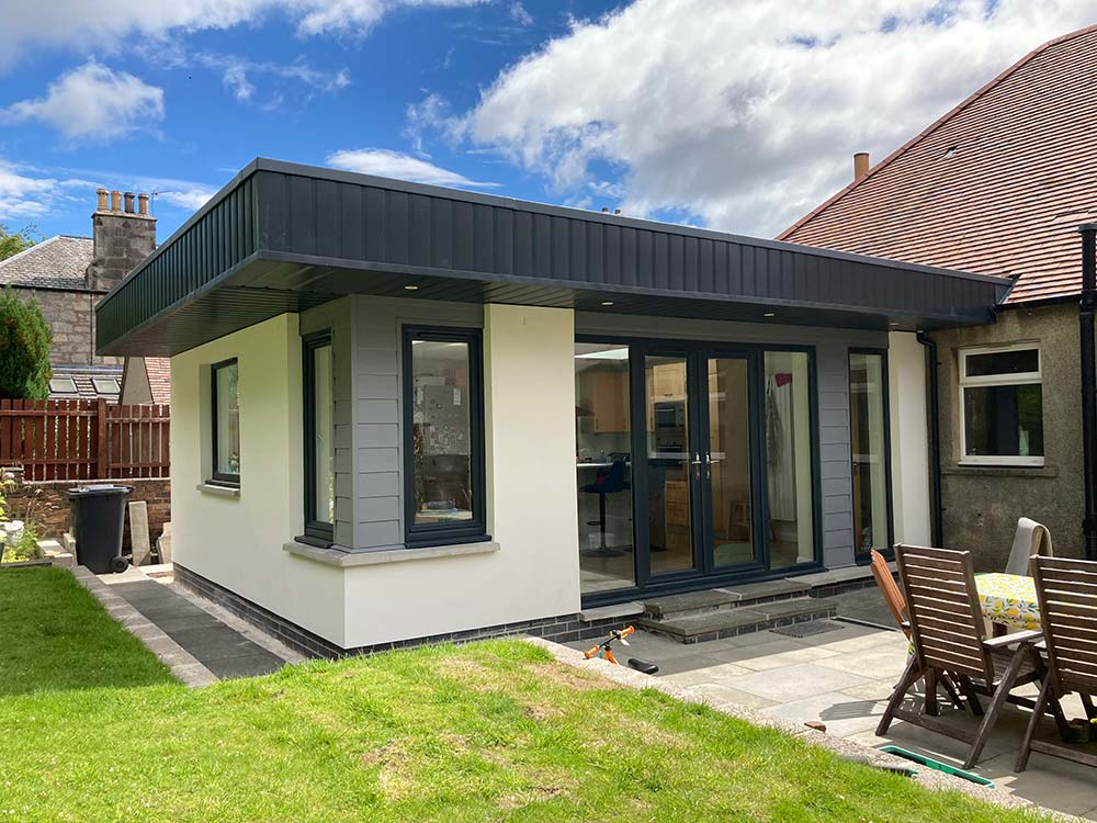 Dunfermline Single Story Extension 7