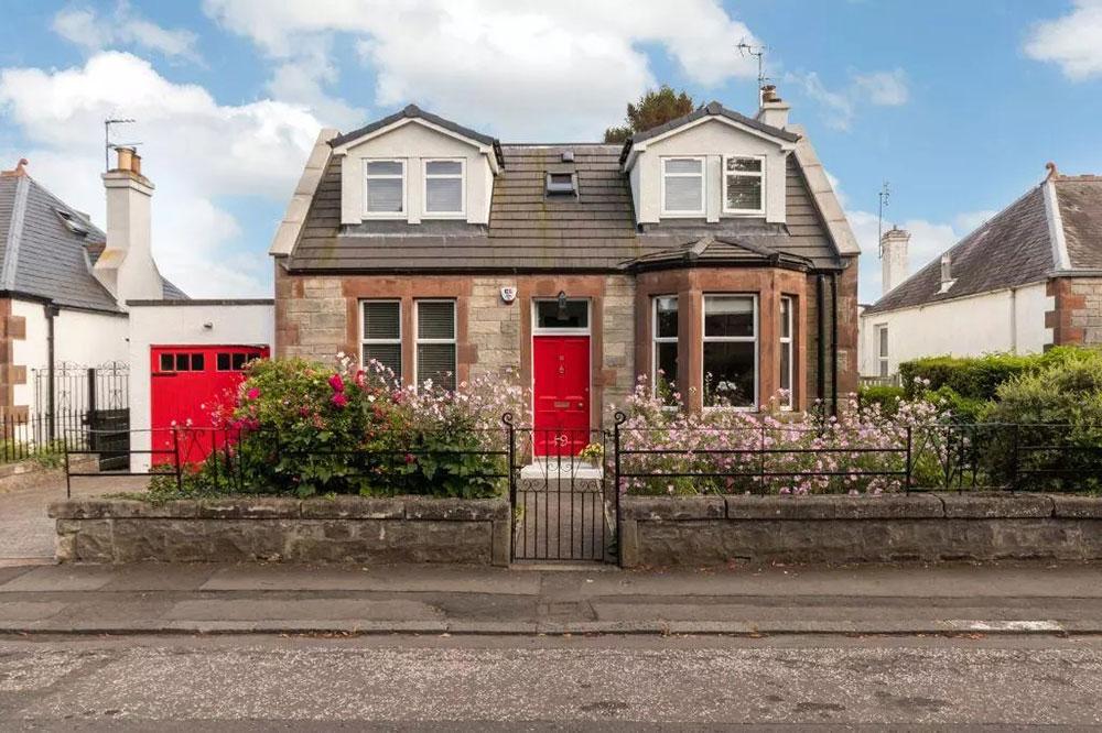 Edinburgh Two Story Extension 2
