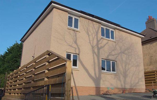Rosyth Fife New Build
