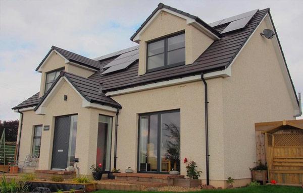 Scottish Borders New Build